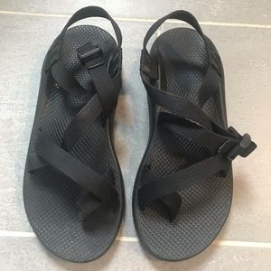 Men's Black Chacos size 11